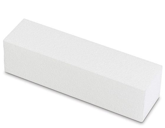 Star Nails sanding block 120/120 grit, white (6)