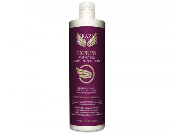 Crazy Angel express fast acting salon spray 200ml