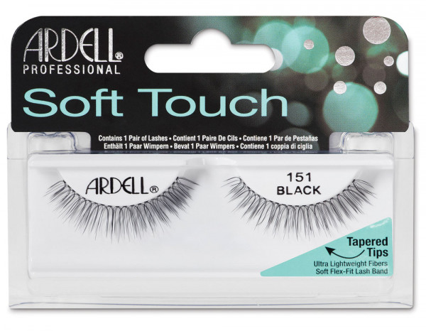Ardell soft touch lashes, 151