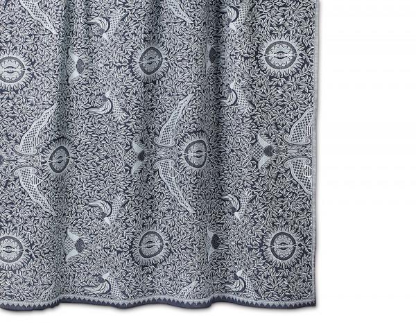 Batik sarong, grey