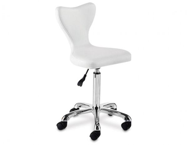 REM Clover stool in white