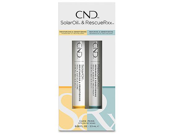 CND Essentials care pen 2.66ml, duo pack