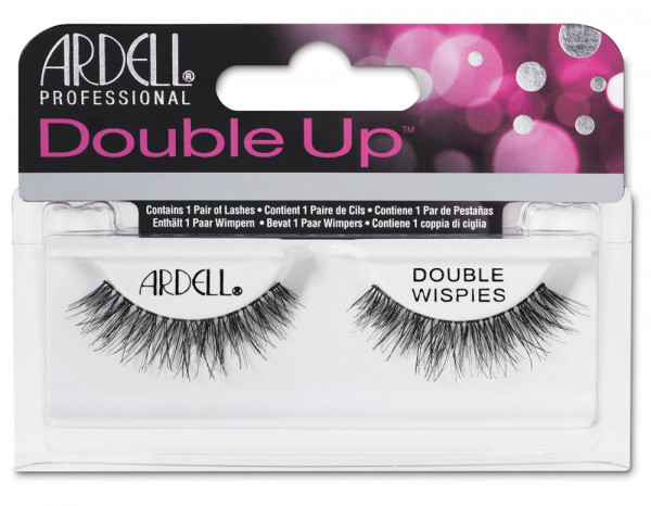 Ardell double up lashes, demi wispies