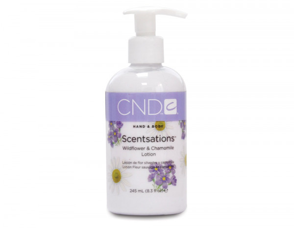 CND Wildflower and chamomile 245ml