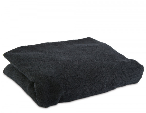 Aztex couch cover without facehole, black