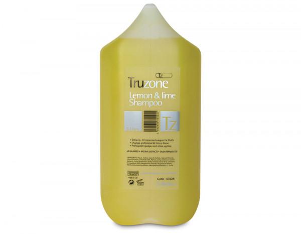 Truzone shampoo lemon and lime 5000ml/176fl.oz