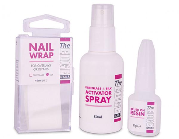 The Edge nail wrap trial kit