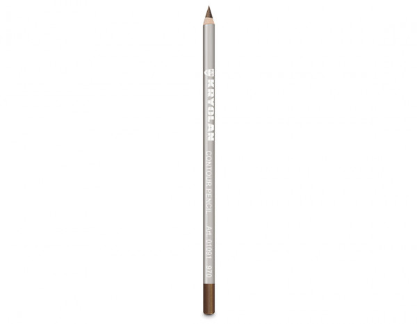 Kryolan cosmetic pencil, brown shimmer 501