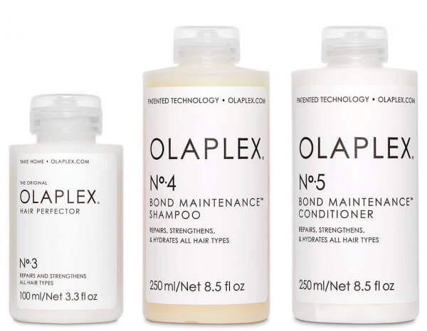OLAPLEX self-maintenance kit