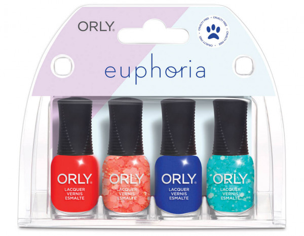 ORLY Euphoria 5.4ml miniature collection (4)