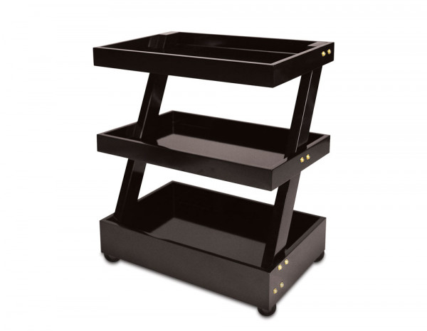 Esthetix luxury spa Z trolley, wenge