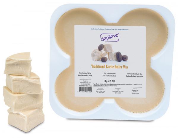 Depileve karite butter wax 1kg