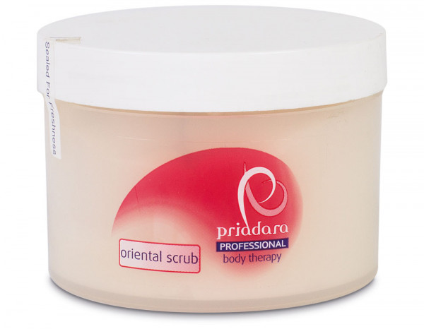 Priadara oriental body scrub 250ml