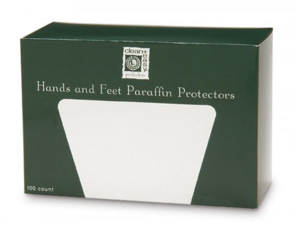 clean+easy paraffin protectors (100)