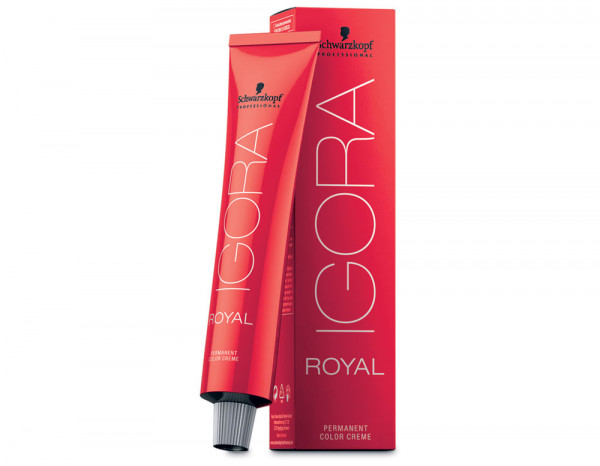 IGORA Royal 60ml, 9.5-1 platinum blonde cendre