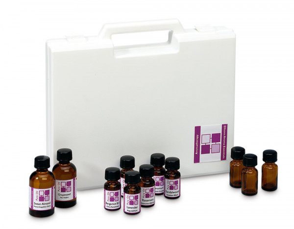 Beauty Essentials aromatherapy compact kit