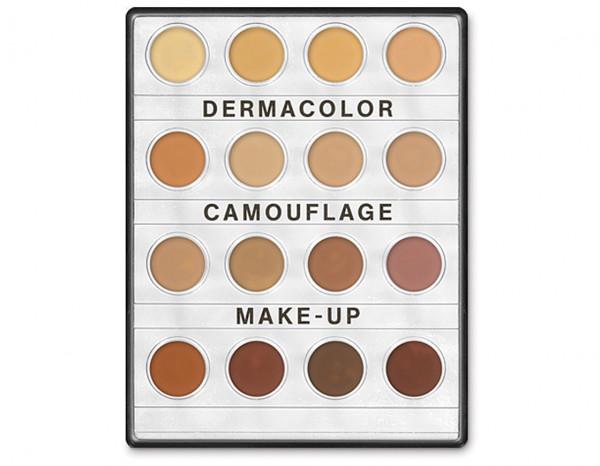 Dermacolor mini palette 16 colours, NR1