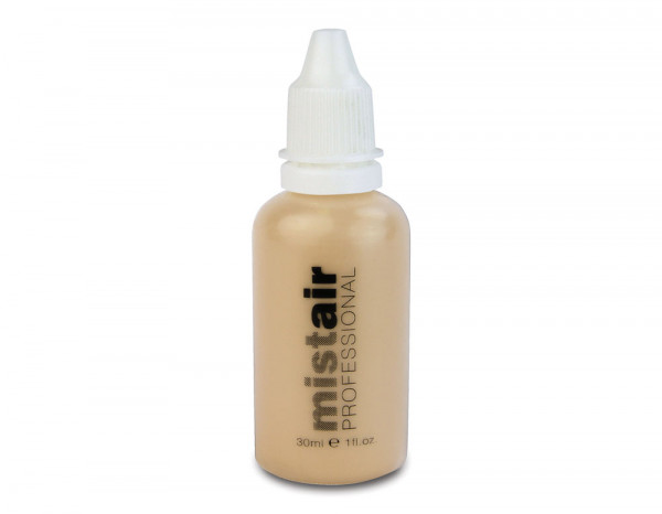 Mistair professional foundation, sand 30ml