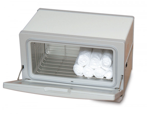 Towel warmer with UV lamp large, White