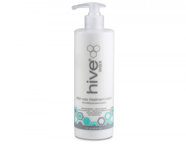 Hive after wax lotion with tea tree oil 400ml