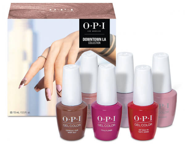 OPI GelColor DTLA collection #1 (6)