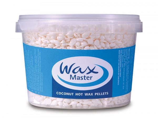 Wax Master hot wax pellets, coconut 700g