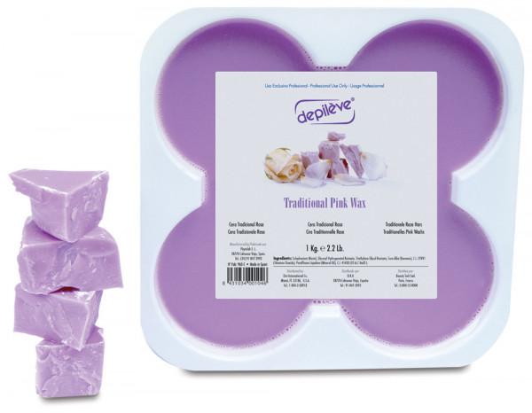 Depileve pink wax 1kg