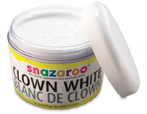 Snazaroo clown white, 250ml