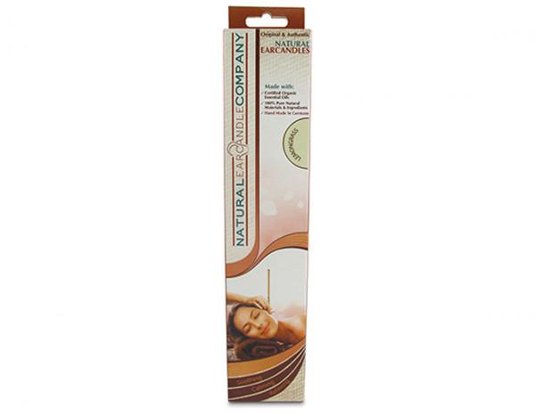 Natural ear candles, lemongrass (2)