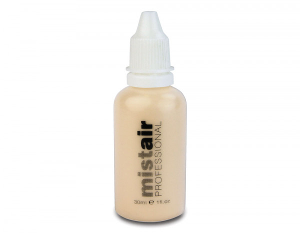 Mistair professional foundation, champagne 30ml