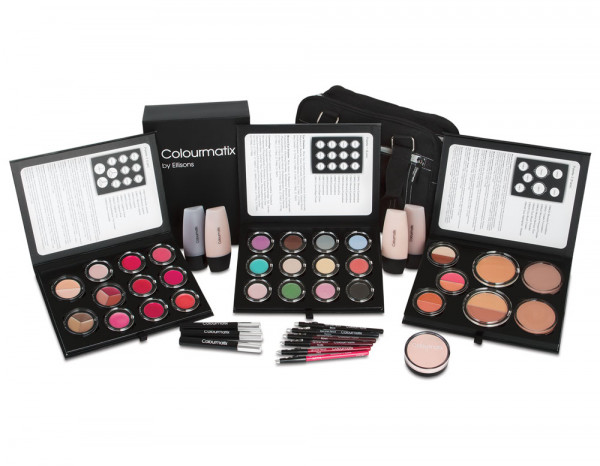 Colourmatix make-up kit