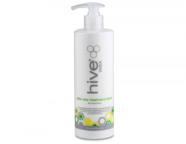 Hive after wax treatment, coconut & lime 400ml