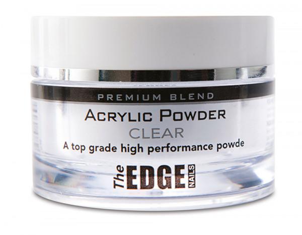 The Edge premium acrylic powder 40g, clear