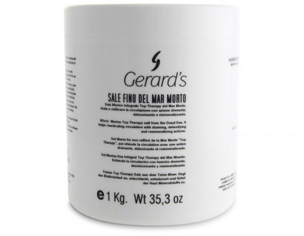 Gerard's dead sea salt 1kg