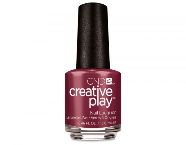 CND Creative Play 13.6ml, Currantly Single