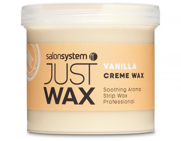 Just Wax crème wax vanilla 450g