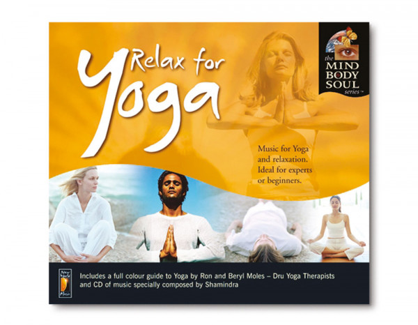CD relax for yoga