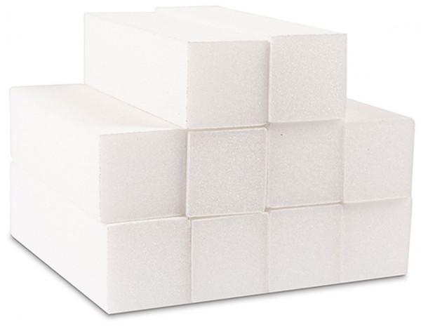 The Edge 4 way sanding block, white (10)