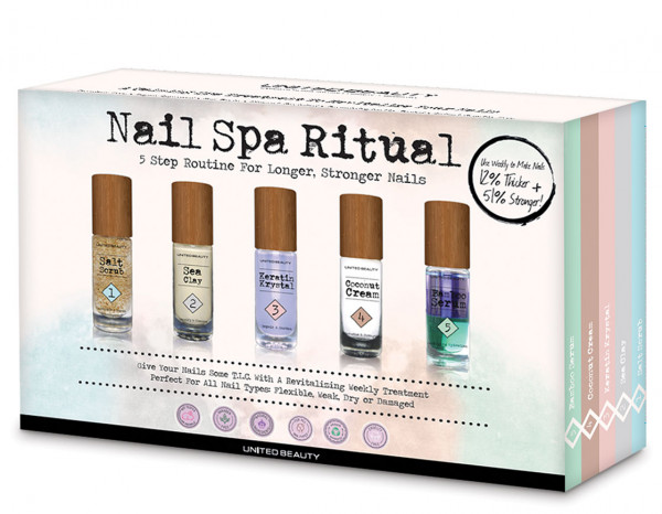 Star Nails nail spa ritual