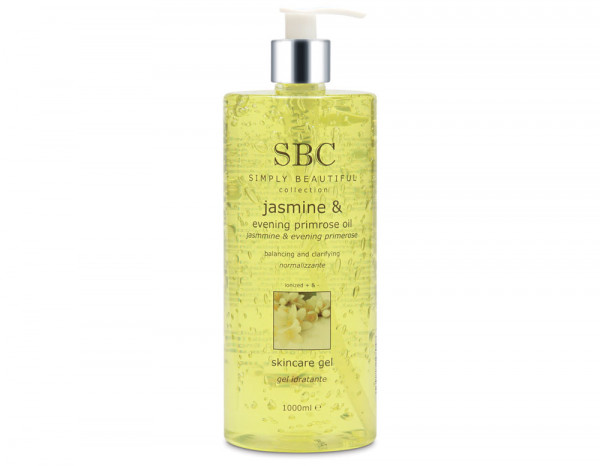 SBC jasmine and evening primrose gel 1L