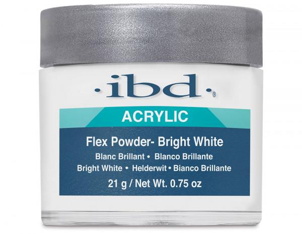 IBD flex polymer powder 21g, bright white