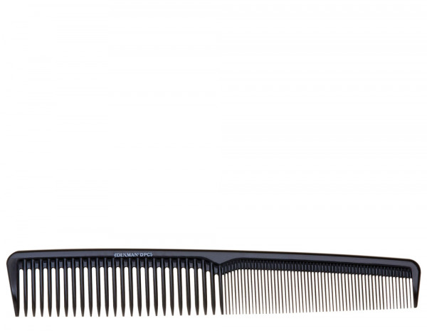 Denman precision waver comb black