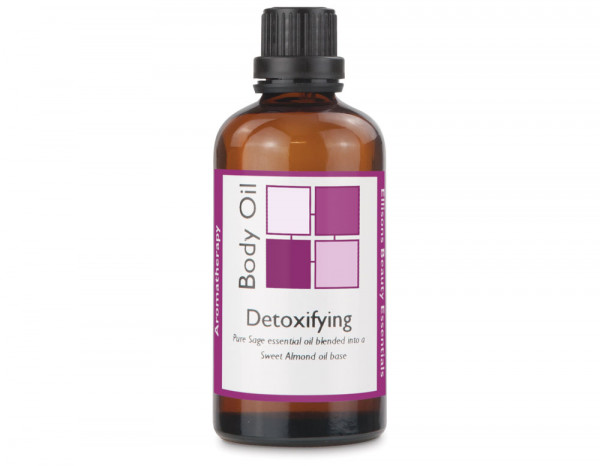 Body oil no.22 detoxifying 100ml