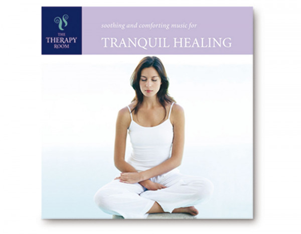 CD the therapy room, tranquil healing