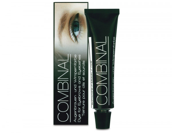 Combinal eyelash tint 15ml, black