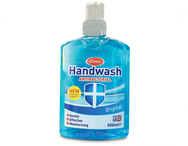Antibacterial hand wash refill original 500ml