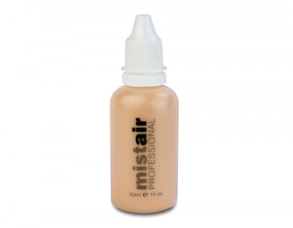 Mistair professional foundation, biscuit 30ml