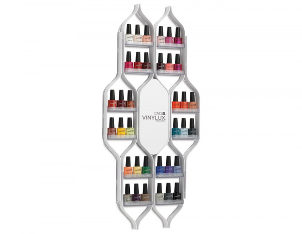 CND Vinylux wall rack