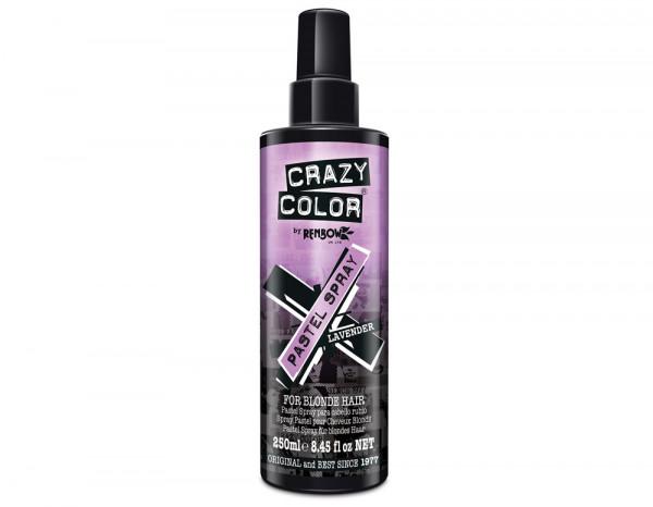 Crazy Color pastel spray 250ml, Lavender