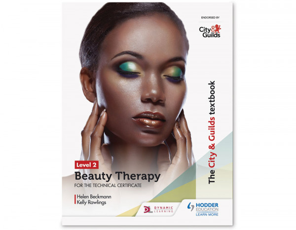 The C&G textbook L2 beauty therapy